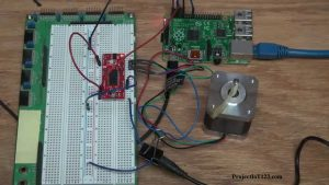 Raspberry PI interface with A4988,Raspberry PI interface A4988