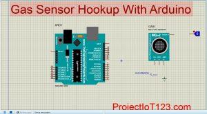 Arduino Gas Sensor,Arduino Gas Sensor code
