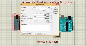 HEX file Arduino bluetooth
