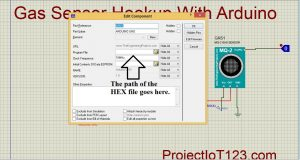HEX file the Arduino