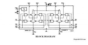 L298 motor driver IC