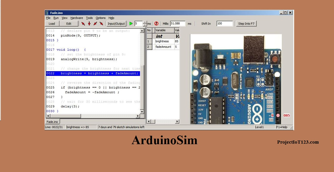 Top 10 Best Simulators for Arduino - projectiot123 Technology