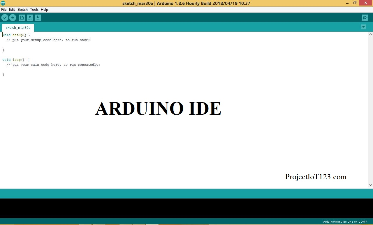 Arduino UNO for Beginners - projectiot123 Technology