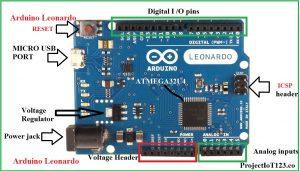 Arduino Leonardo for Beginners