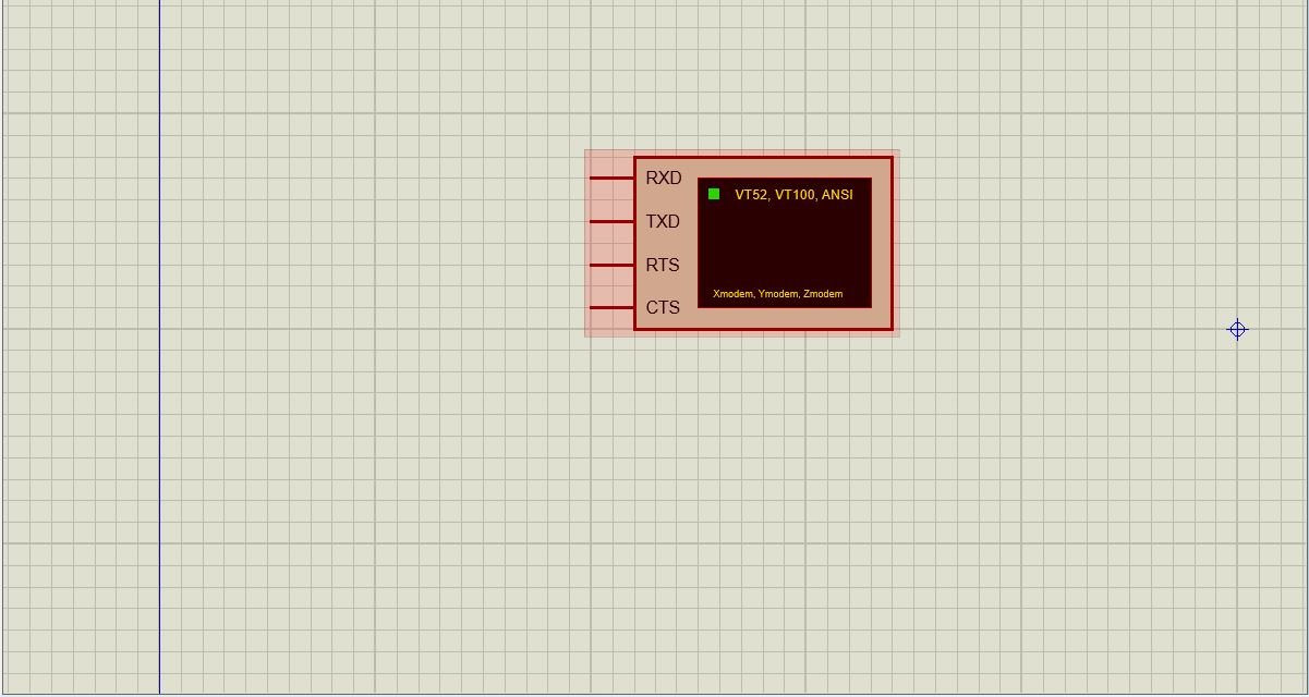 Virtual Terminal in proteus - projectiot123 Technology Information