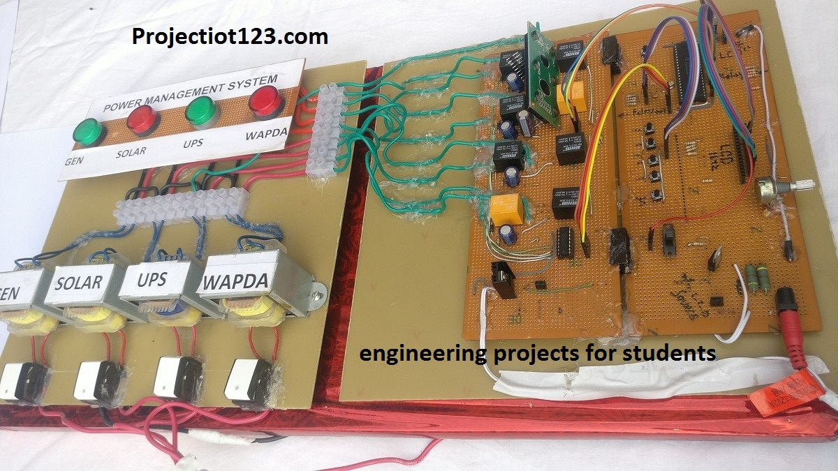 engineering projects for students - projectiot123 Technology