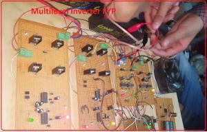multilevel inverter fyp,multilevel inverter circuit