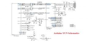 Arduino YUN Schematics