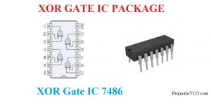 XOR Gate ic 7486,7486 pinout,7484 ic ,xor gate ic number