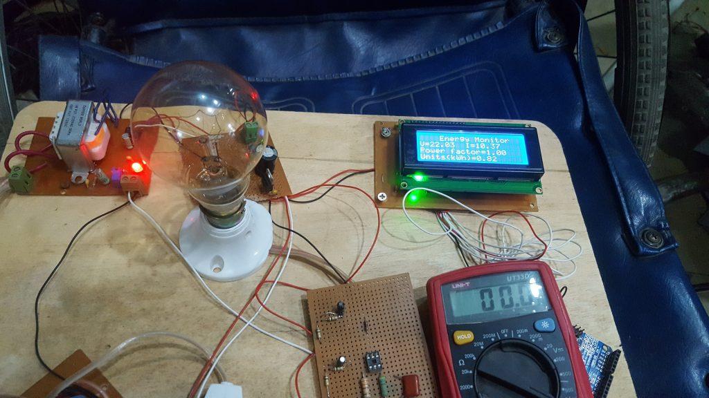 energy meter,energy meter using Arduino