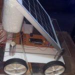 solar grass cutter robot