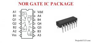 nor gate ic,nor gate ic 4001,cd4001 pinout