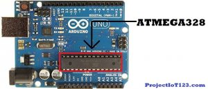 ATMEGA 328 and Arduino UNO