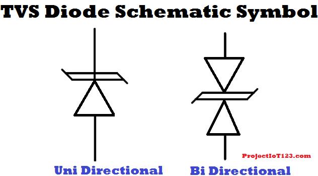 Transient Voltage Suppression (TVS) Diode