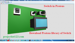switch library in proteus,switch in proteus