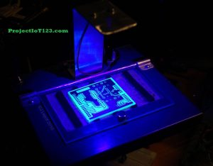 UV light Exposure,PCB fabrication Process