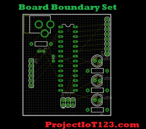 Board Dimensions,eagle pcb design