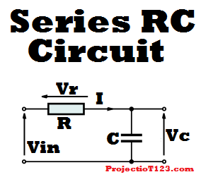 RC Time Constant,series RC circuit