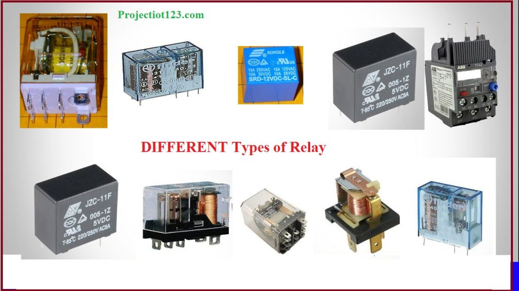 types of relay,Basics of relay