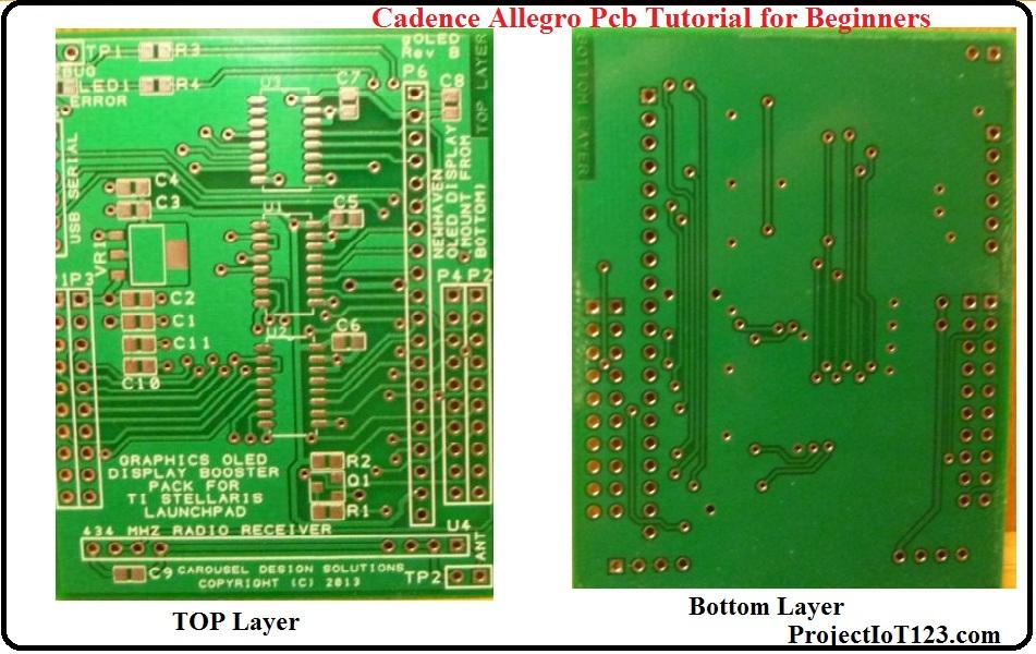 cadence allegro pcb designer tutorial