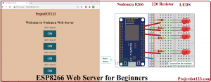 ESP8266 Web Server for Beginners