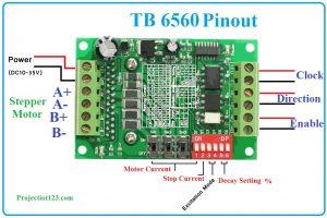 tb6560 pinout