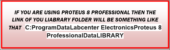 library for proteus 8,library for proteus 7