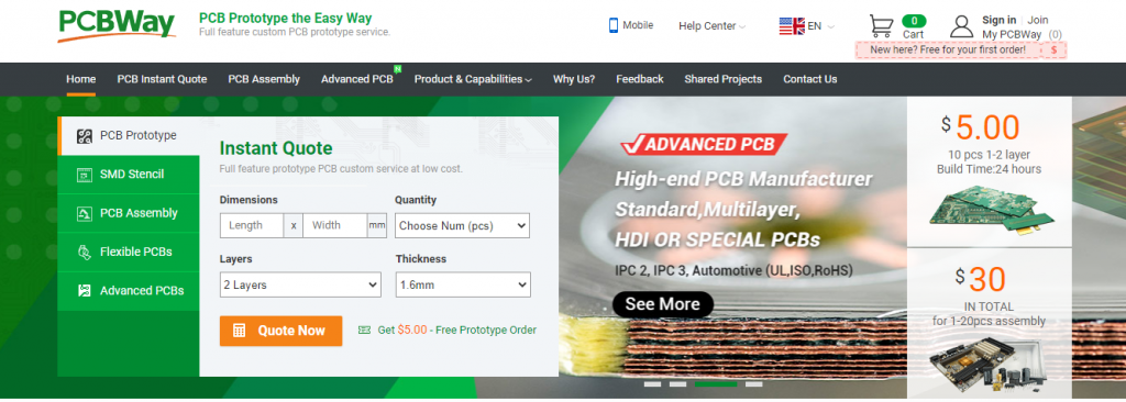 Here is Why PCBWay is Better Than Other Service Providers