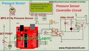 mpx4115a pressure sensor circuit arduino specification pinout