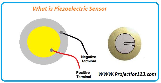 Piezo Sensor PINOUT