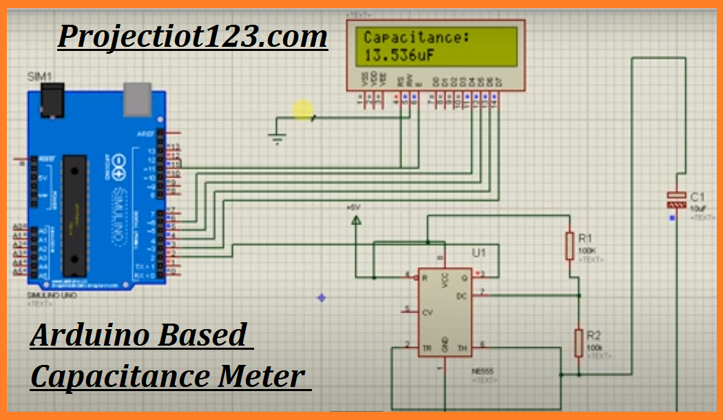 Arduino Based Capacitance Meter