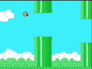 Simple Bird Game Using Arduino