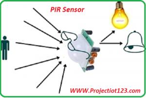 PIR Sensor,PIR Sensor Circuit ,Types, Applications