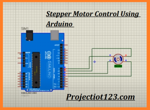 Stepper motor circuit proteus library,Stepper motor circuit
