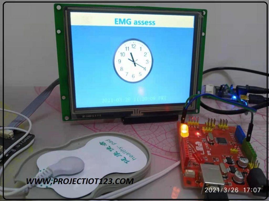 Arduino LCD STONE STVI056WT 01,Arduino LCD Strain gauge