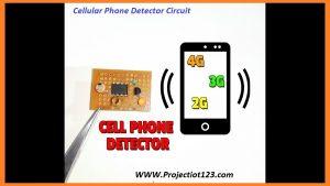 Cellular Phone Detector Circuit,long range mobile phone detector circuit