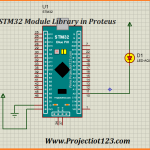 STM32 Library for Proteus,STM32 Library